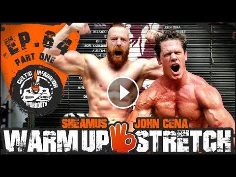 Pin By Seoul Slayer On John Cena John Cena Warm Up Stretches Warrior Workout