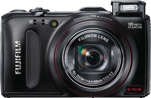 Fujifilm Finepix F550exr 16 Mp Cmos Digital Camera With Fujinon