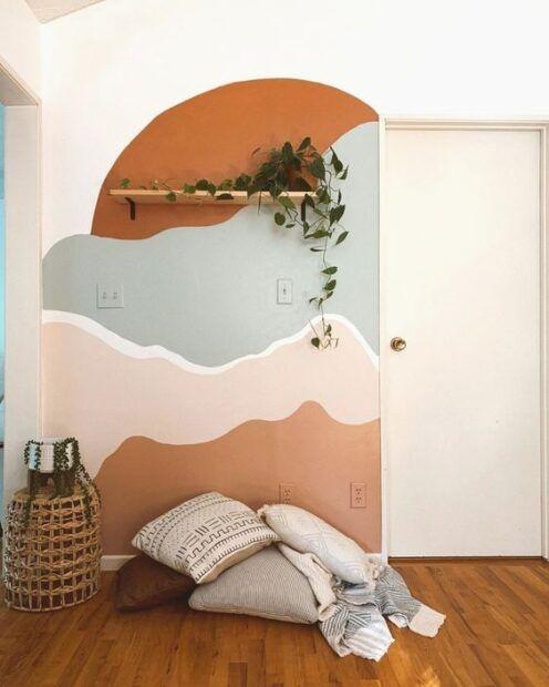 Duvar Boyama Örnekleri