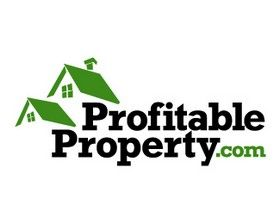 652b21a0927e Profitable Property- Real estate logo design sample for inspiration-   logodesign