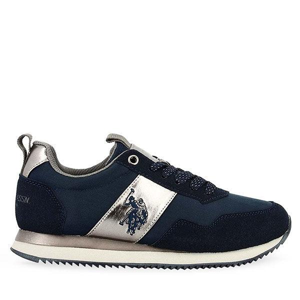 U.S. POLO ASSN Γυναικεία Sneakers Teva (Μπλε) in 2020