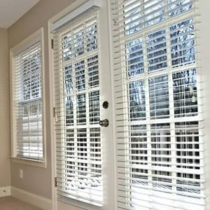 1 Designer Faux Wood Blinds Selectblinds Com Sliding Door Blinds Wood Blinds Blinds