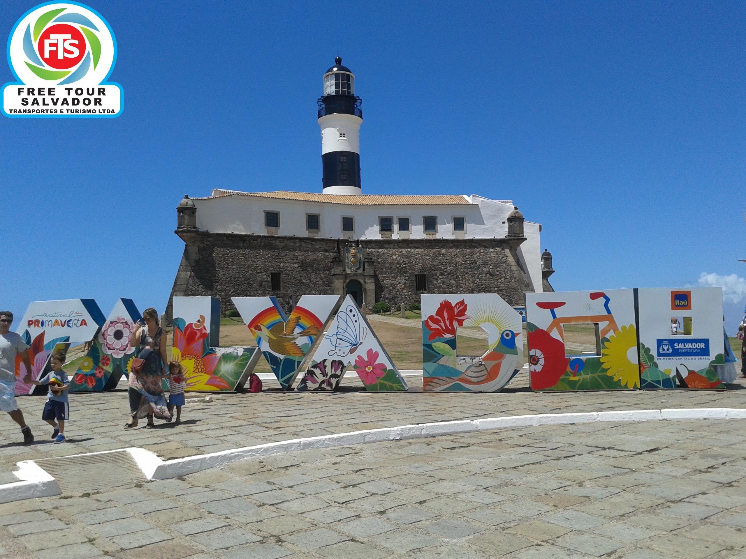 Farol Da Barra Com Imagens Salvador Bahia Brasil Salvador