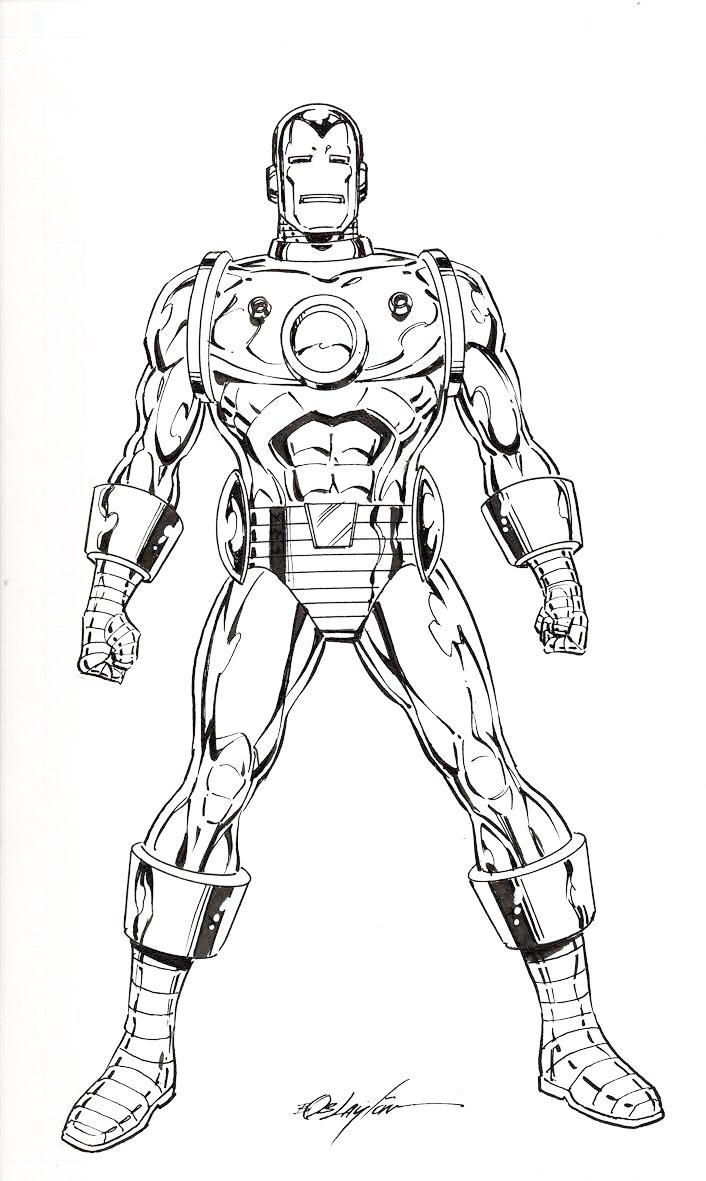 By Bob Layton Iron Man Artwork Iron Man Art Iron Man Armor