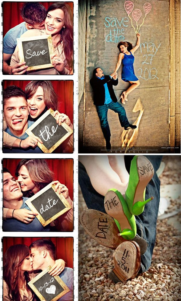 Save The Date Ideen Auf Pinterest