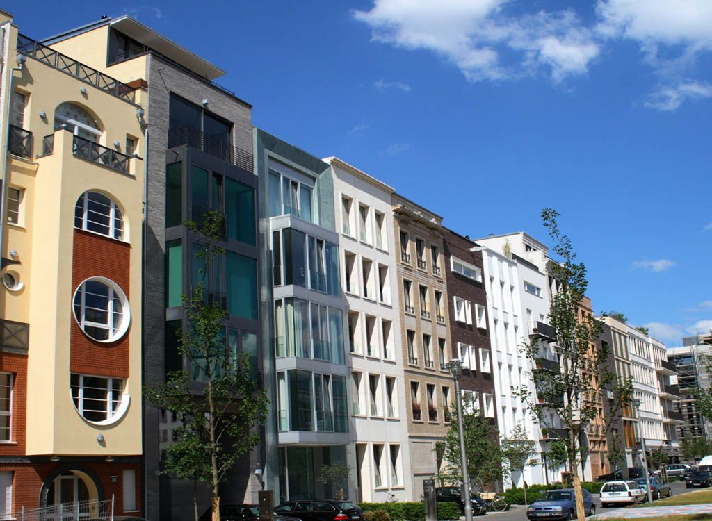 Townhouse Berlin townhouses berlin impressive buildings and architecture