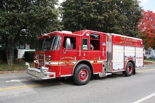 Pierce Contender | Pierce | Fire trucks, Fire apparatus, Trucks