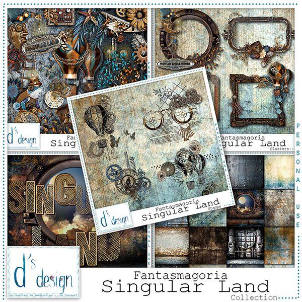 Fantasmagoria - Singular Land - Collection