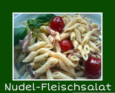 Nudel-Fleischsalat