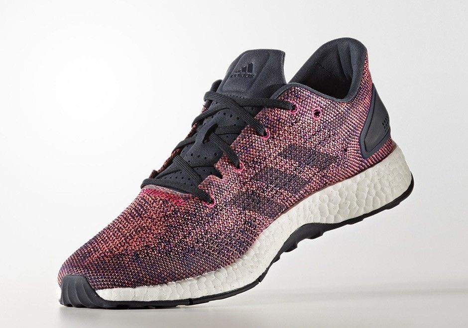 new product 7c659 c40e5 Adidas Pure Boost DPR CG2995 Release Date JULY 26th, 2017 170 Color  Noble Ink Core Black Style Code CG2995