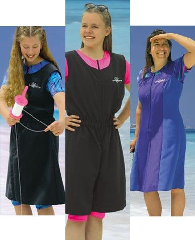 440b4ee2afd2b Wholesome swimwear...used by the Duggar Family. Wholesome swimwear...used  by the Duggar Family Modest Outfits ...