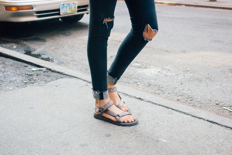 Inspired By Jazz X Teva C L O T H E S Sandals Outfit