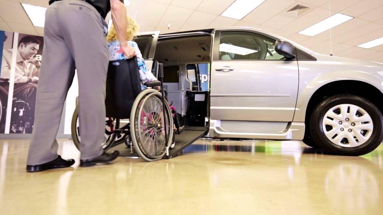 Dodge Grand Caravan Wheelchair Vans Product Video Vmi Grand