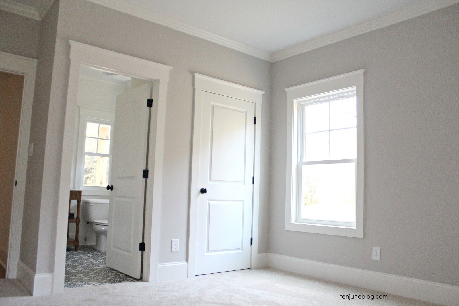 Ten June: How to Create Simple + Cheap Farmhouse Trim | For the Home ...