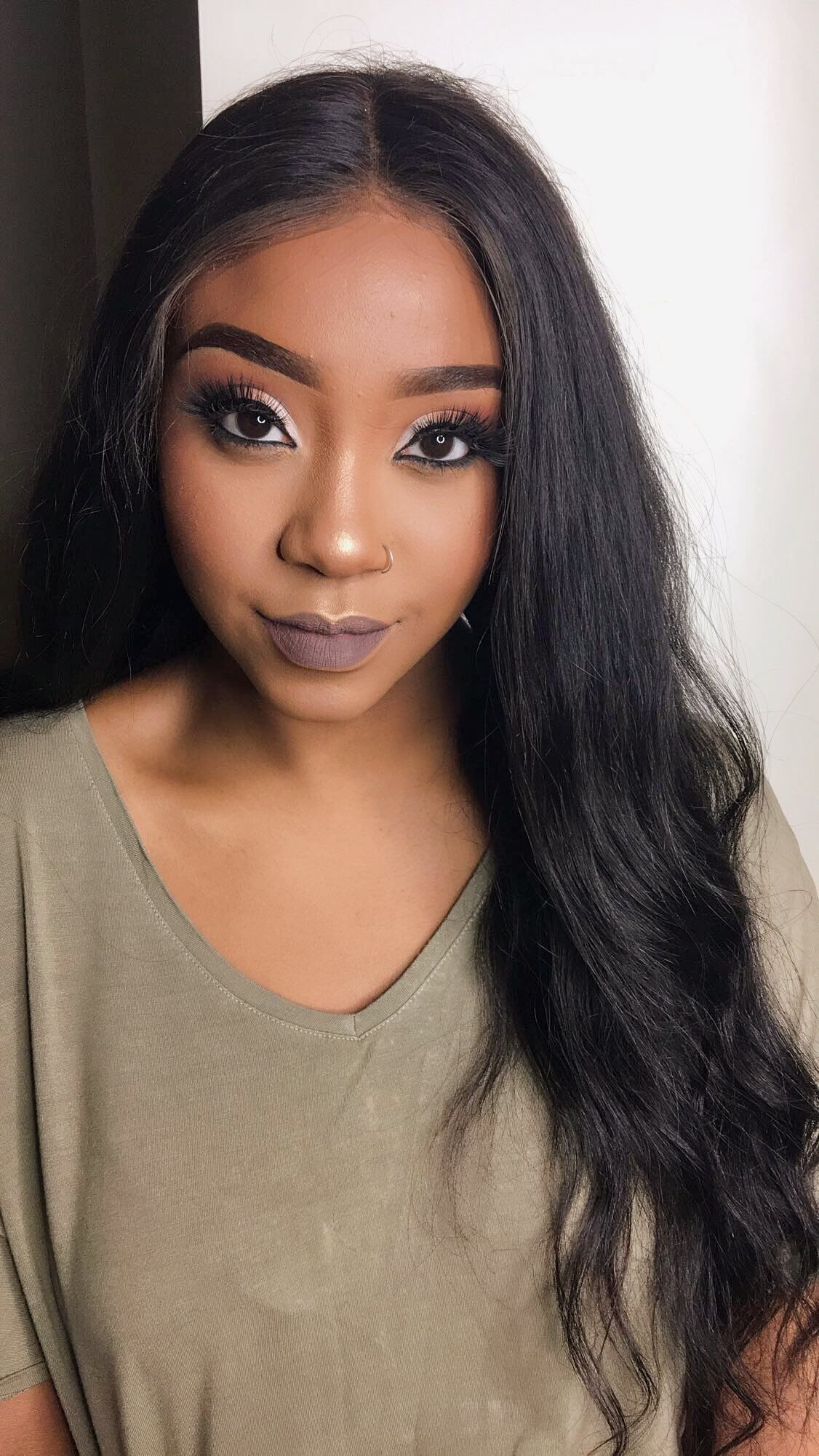 Pin by lala robinson on all glammed up pinterest makeup hair