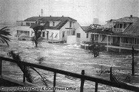 Hurricane Hattie Historical Images Historical Nature