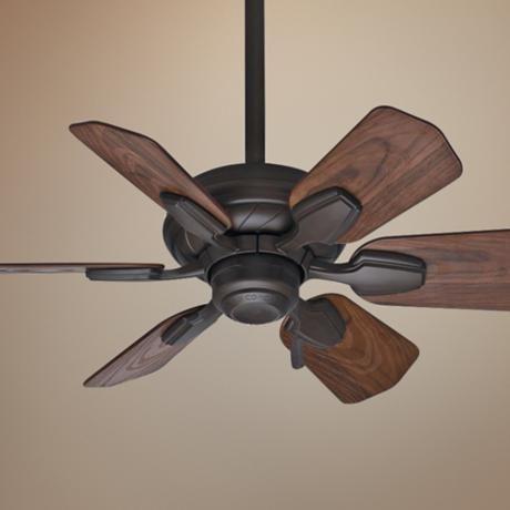 31 casablanca wailea brushed cocoa ceiling fan kitchen
