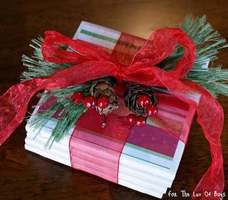 Easy, Inexpensive Gift Idea!