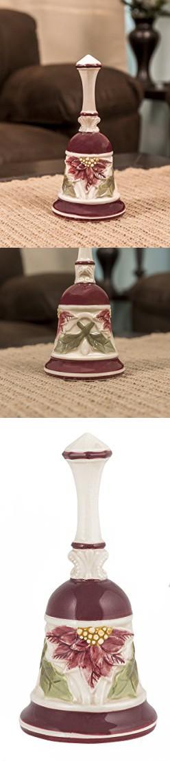 Grasslands Road Ceramic Dinner Bell
