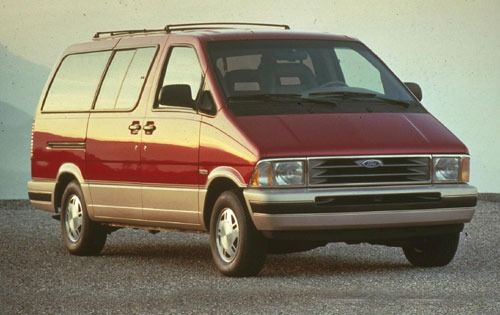 Ford Aerostar 1992 1997 Oem Workshop Service Repair Manual Ford Aerostar Ford Car Ford