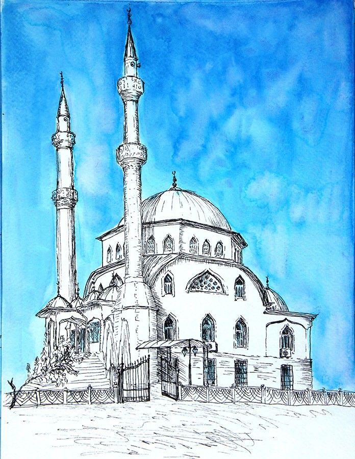 раскраска мечеть грозного функция отводилась балкону