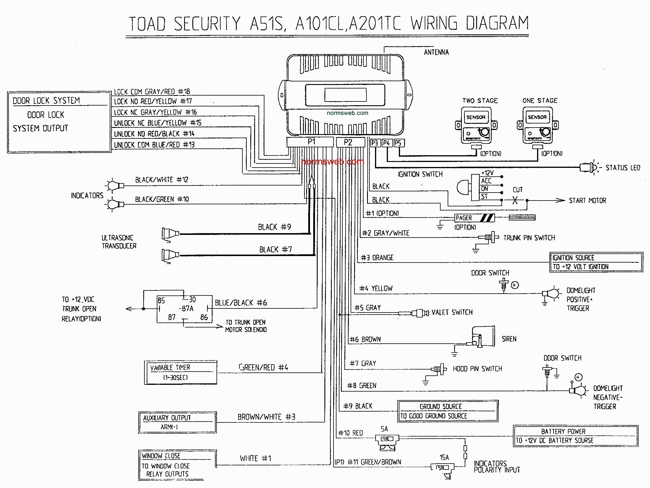 Viper 4105v Wiring Diagram Unique In 2020 Alarm Systems For Home Home Security Systems Car Alarm