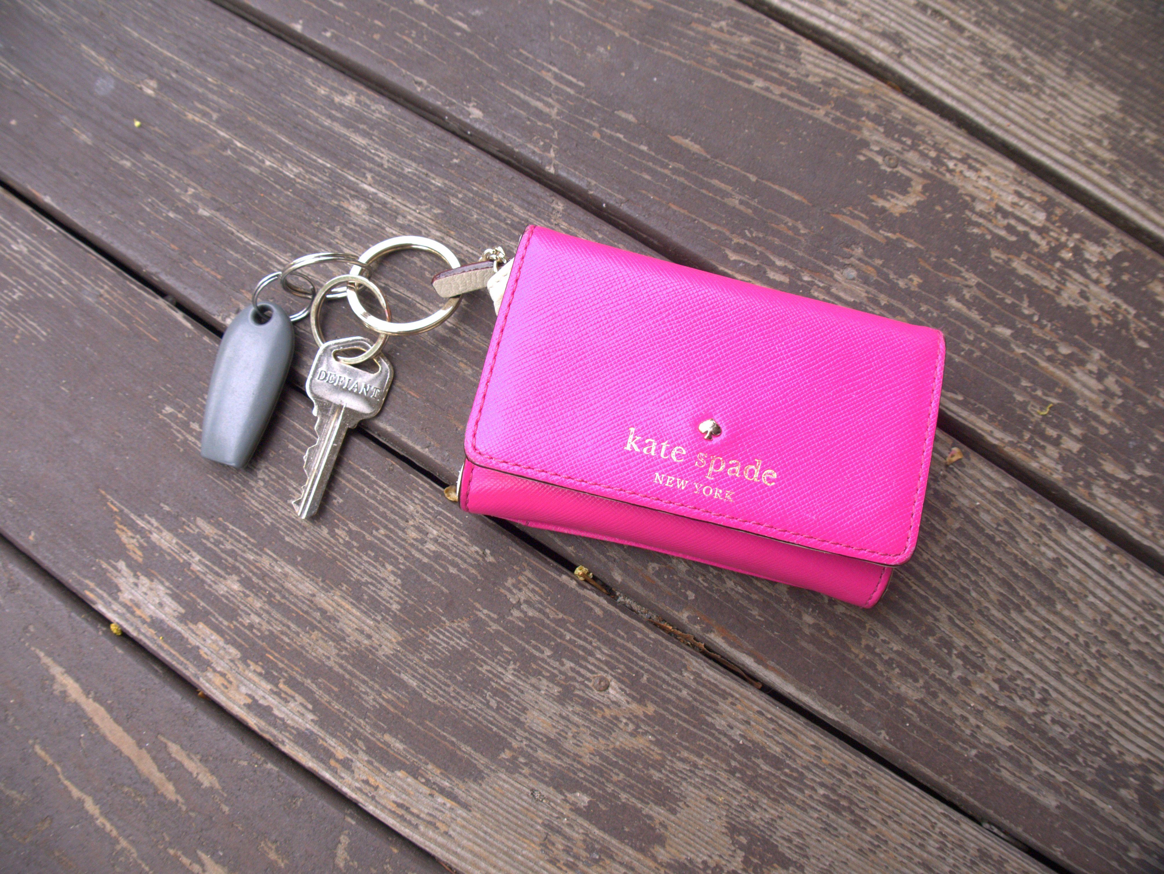 Kate Spade Cherry Lane Darla Wallet