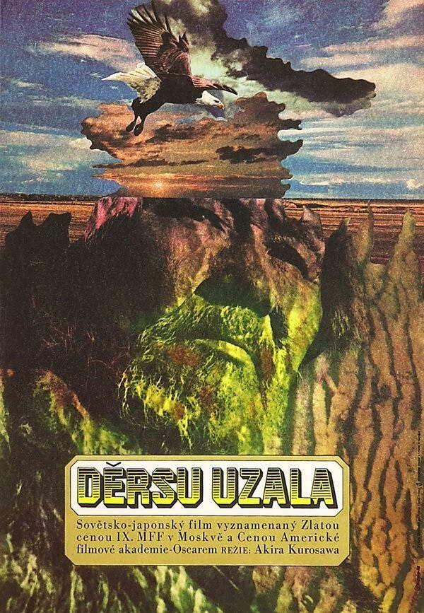 An Innovative Pursuit: 273 of 1001 Movies: Dersu Uzala (1975)
