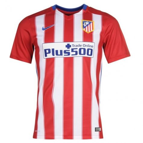 Atletico Madrid 2015 2016 Home Football Shirt Available At Uksoccershop Com