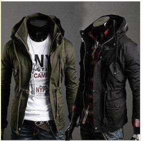Free Shipping,Men's Winter Military Jacket,Hot Sale Men's Froke ...