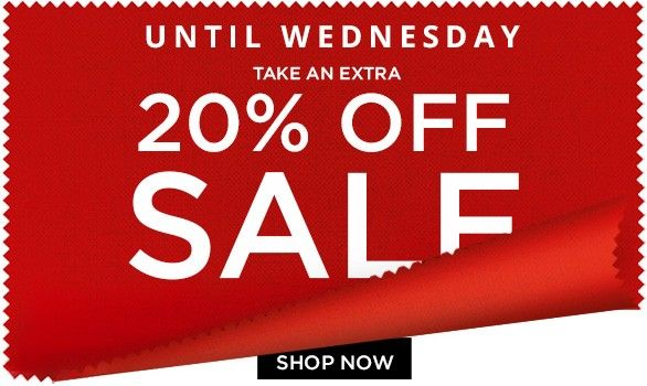 Long Tall Sally USA and Canada: Take an extra 20% off