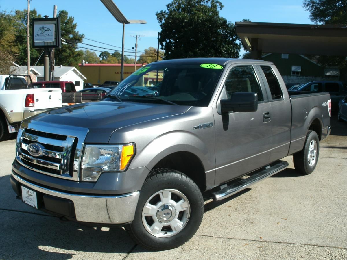 2010 Ford F150 XLT 4×4 Only 56K Miles Ford, 4x4, Vehicles