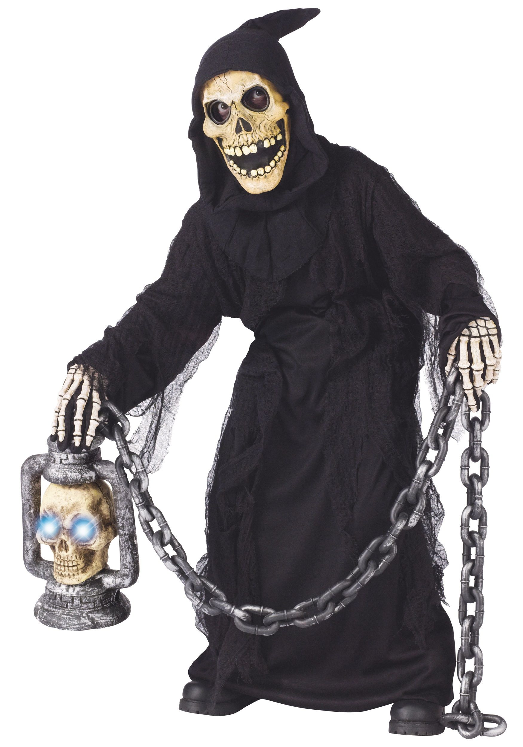child grave ghoul costume halloween costumes for boysboy - Skeleton Halloween Costume For Kids