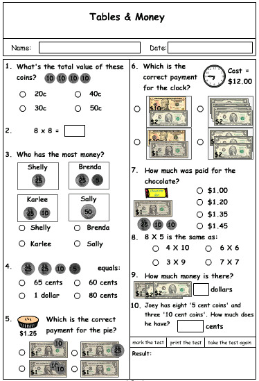 Fascinating Maths Worksheets Money Nz About Counting Money Worksheets A Counting Money Workshe Counting Money Worksheets Money Math Worksheets Money Worksheets
