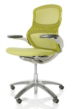 Attrayant Ergonomic Chair Review: Knoll Generation Chair