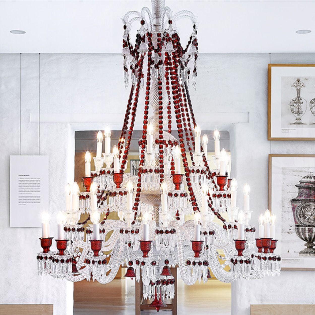 Museum In Baccarat In 2020 Modern Lighting Design Chandelier Beautiful Lighting