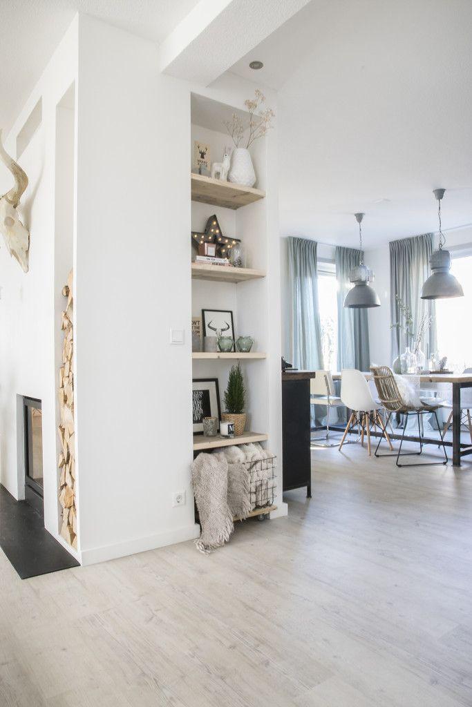 Binnenkijken bij Marlou & Jurre - Woontrendz | Huis | Pinterest ...