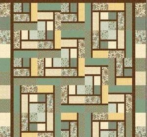 FREE DOWNLOADABLE PATTERN - Quilting Treasures Lexington by anastasia