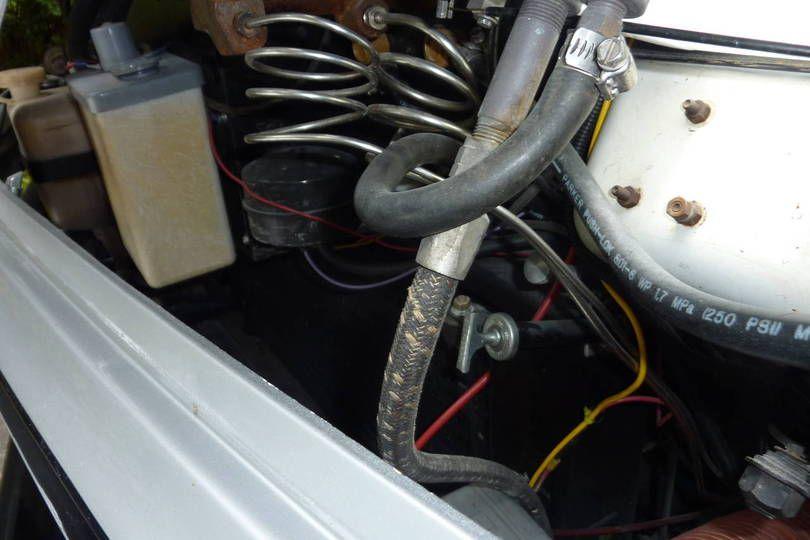Engine service Gmc motorhome, Engineering, Gmc