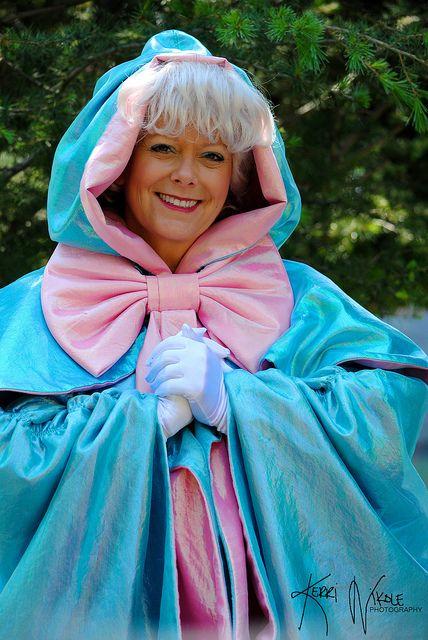 Fairy Godmother Fairy Godmother Costume Fairy Godmother