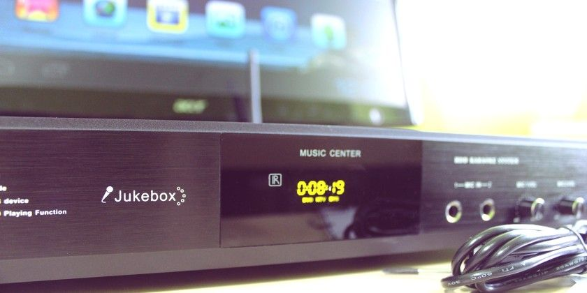 Android Lemon KTV Karaoke Player Review and Giveaway
