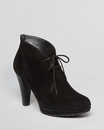 1f8d06d6e290e Paul Green Lace Up Platform Booties - New York High Heel | Bloomingdale's