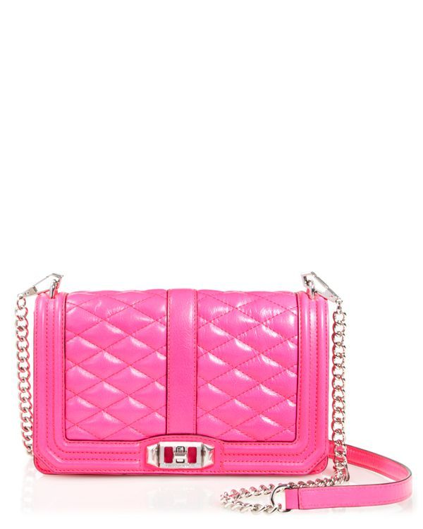 Rebecca Minkoff Crossbody - Quilted Love