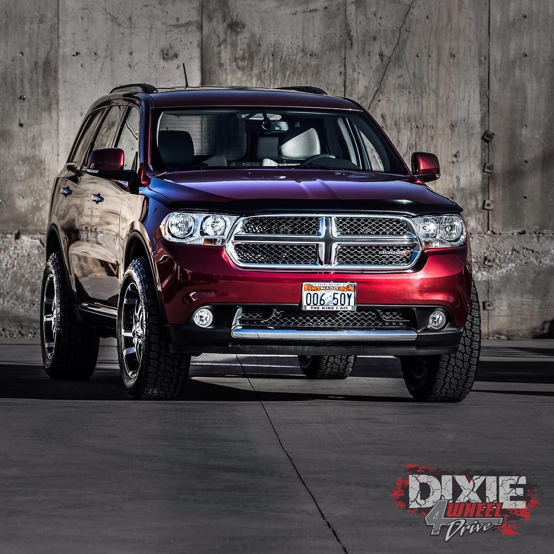 Lifted 2015 F150 >> 2″ lift on a 2013 Dodge Durango   2013 dodge durango ...