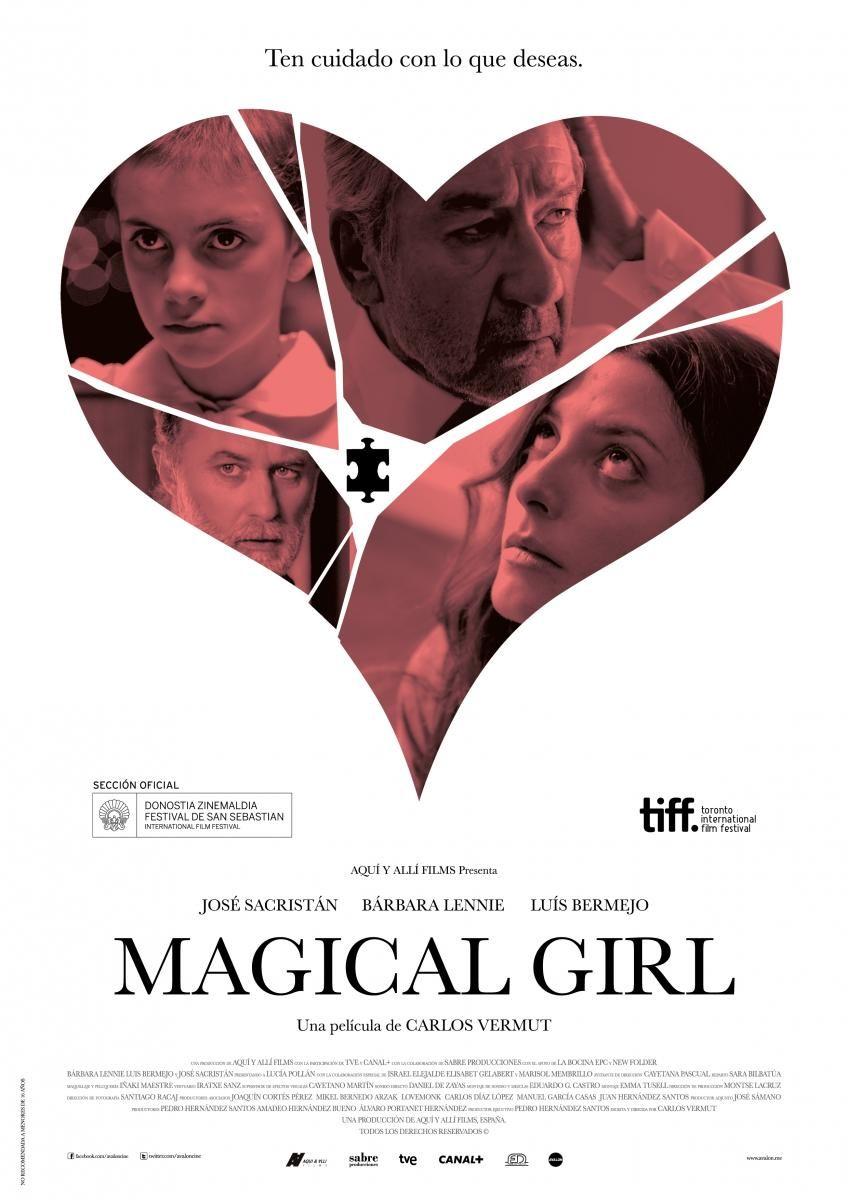 Magical Girl 2014 Peliculas Cine Peliculas Carteleras De Cine