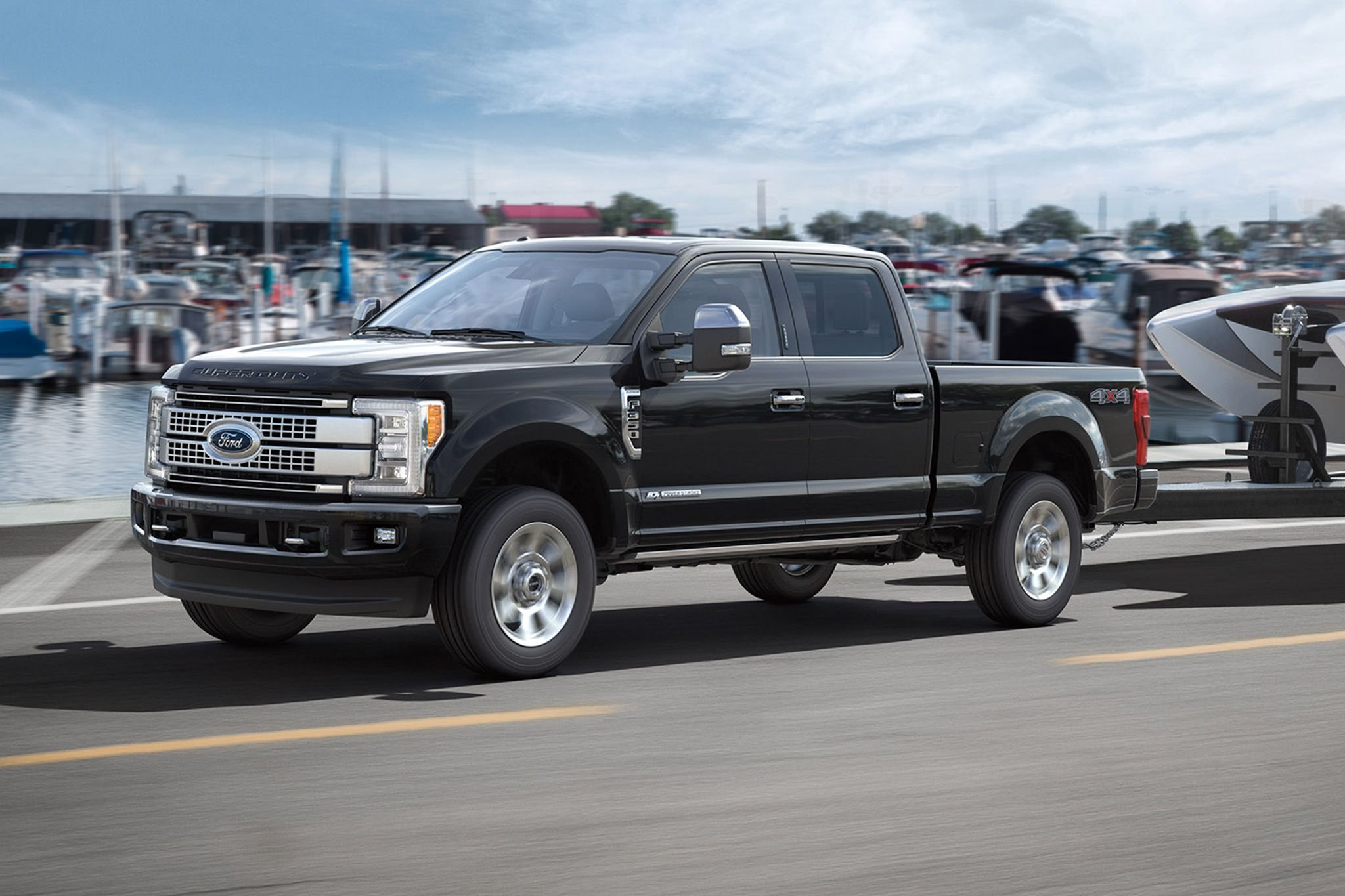 review ford lariat test expert platinum of f diesel drive