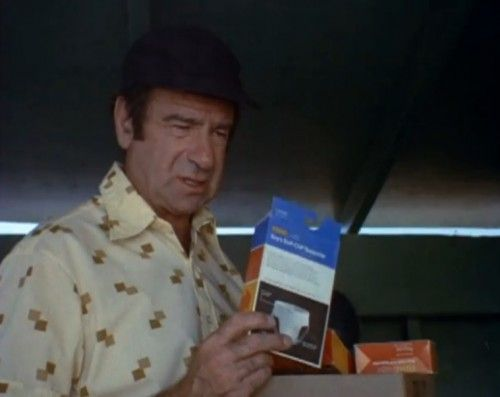 Buttermaker knows best. (Walter Matthau in 'The Bad News Bears,' 1976)