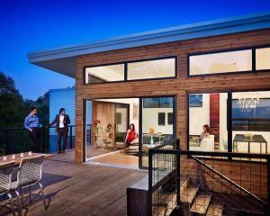 6 prefab houses that could change home building exterior facade rh pinterest com