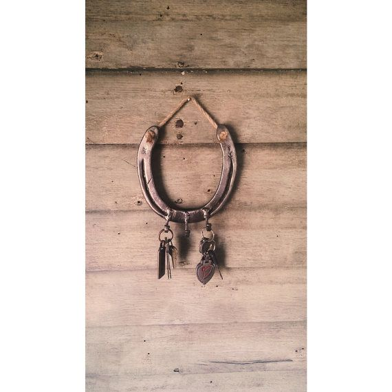 Rustic Key Hook Horse Decor Wall Key Holder Horseshoe Key Rack Western Key Hanger Wall Key Rack Horseshoe Decor Horse Decor Wall Key Holder Rustic Keys