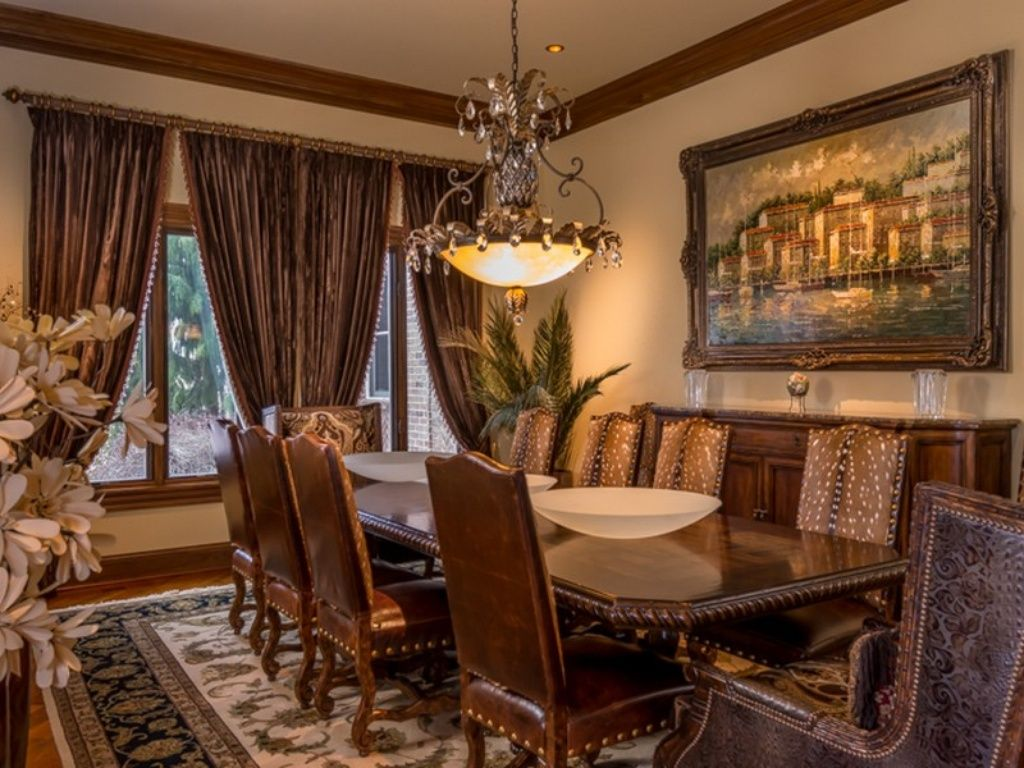 100 Pearl Ln Nicholasville Ky 40356 Tuscan Dining Rooms Home